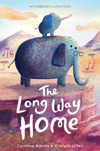The Long Way Home - Colour Fiction (Hardback)