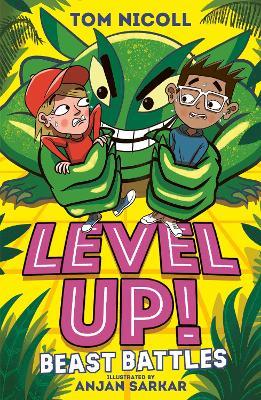Level Up: Beast Battles - Level Up 3 (Paperback)