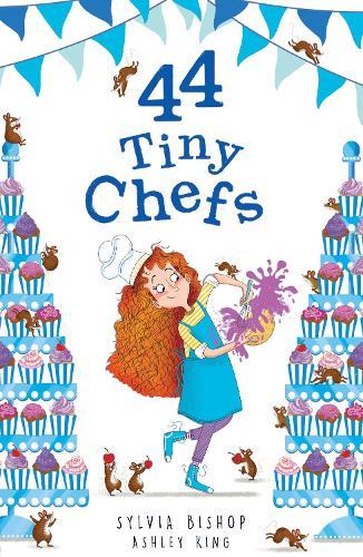 44 Tiny Chefs - 44 Tiny Secrets 3 (Paperback)