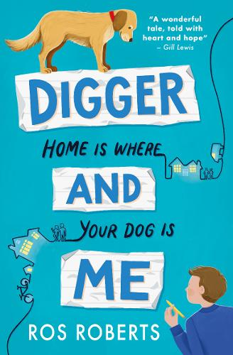 Digger and Me (Paperback)