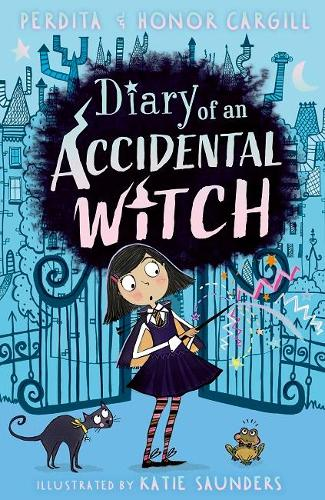 Diary of an Accidental Witch (Paperback)
