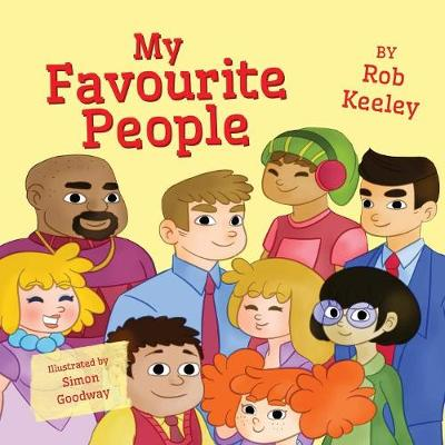 My Favourite People (Paperback)