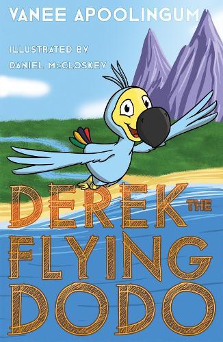 Derek the Flying Dodo (Paperback)