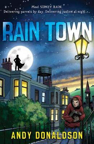 Rain Town (Paperback)