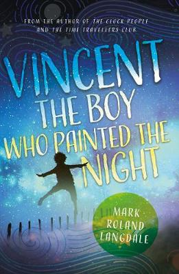 Vincent - The Boy Who Painted the Night (Paperback)