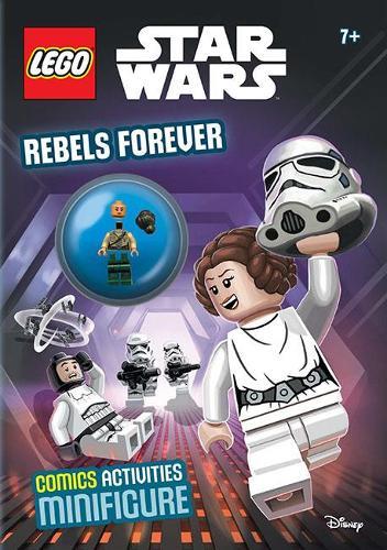 Lego Star Wars: Rebels Forever - Activity Fun Plus (Paperback)
