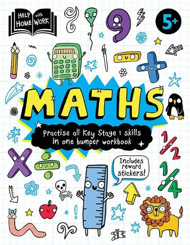 Help With Homework: 5+ Maths (Paperback)
