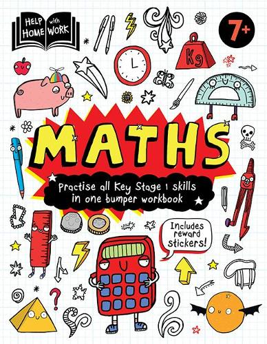 Help With Homework: 7+ Maths (Paperback)