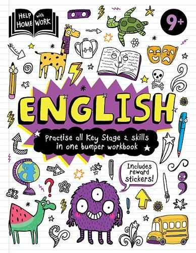 Help With Homework: 9+ English (Paperback)
