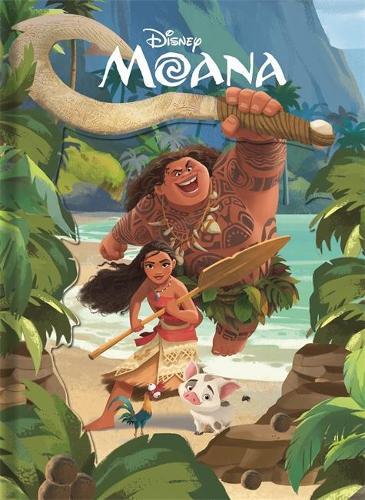 Disney Moana (Hardback)