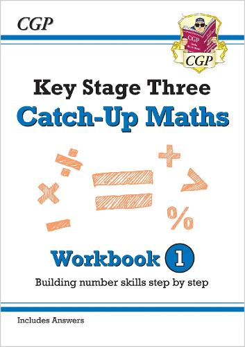 New KS3 Maths Catch-Up Workbook 1 (with Answers) (Paperback)