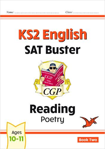 New KS2 English Reading SAT Buster: Poetry - Book 2 (for the 2022 tests) (Paperback)