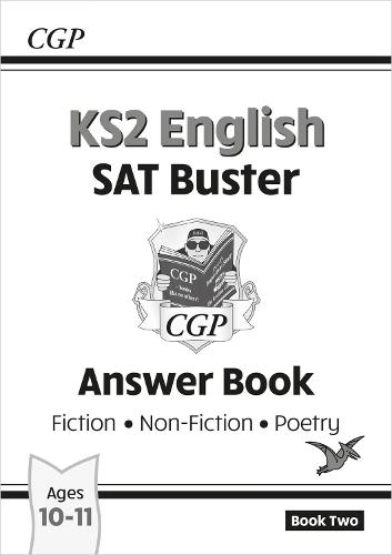 New KS2 English Reading SAT Buster: Answer Book 2 (for tests in 2019) (Paperback)