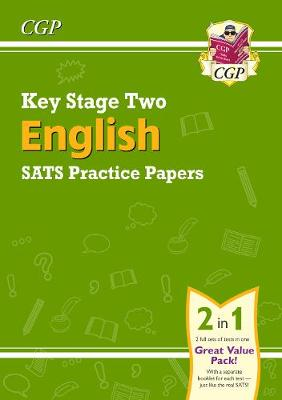 New KS2 English SATS Practice Papers (for the tests in 2019) (Paperback)