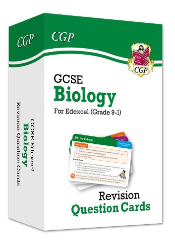 9-1 GCSE Biology Edexcel Revision Question Cards