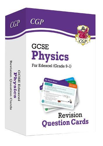 9-1 GCSE Physics Edexcel Revision Question Cards