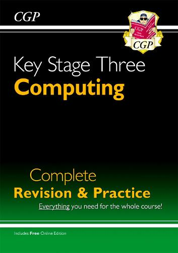 New KS3 Computing Complete Revision & Practice (Paperback)