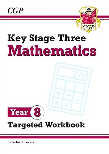 KS3 Maths Year 8 Targeted Workbook (with answers) (Paperback)