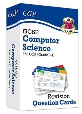 Grade 9-1 GCSE Computer Science OCR Revision Question Cards - for assessments in 2021