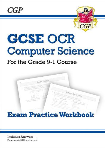 New GCSE Computer Science OCR Exam Practice Workbook - for exams in 2022 and beyond (Paperback)