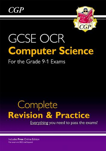 New GCSE Computer Science OCR Complete Revision & Practice - for exams in 2022 and beyond (Paperback)