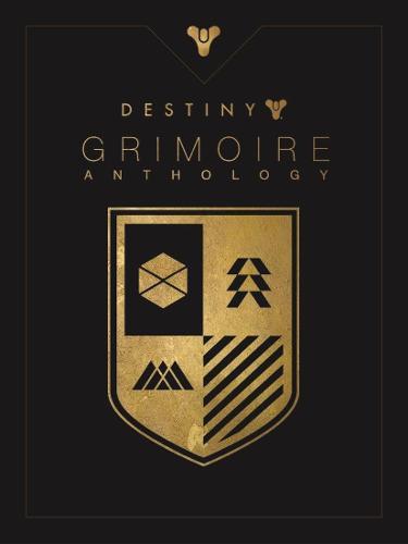 Destiny: Grimoire Anthology - Dark Mirror (Volume 1) (Hardback)