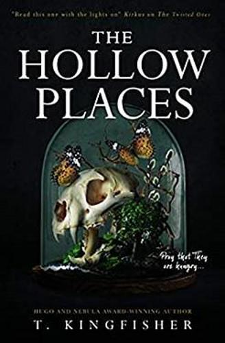 The Hollow Places (Paperback)