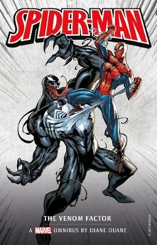 Marvel classic novels - Spider-Man: The Venom Factor Omnibus - Marvel classic novels 3 (Paperback)