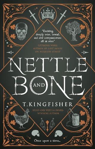 Nettle & Bone (Hardback)