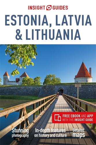 Insight Guides Estonia, Latvia & Lithuania (Travel Guide with Free eBook) - Insight Guides (Paperback)