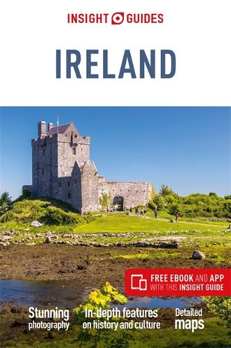 Insight Guides Ireland (Travel Guide with Free eBook) - Insight Guides (Paperback)