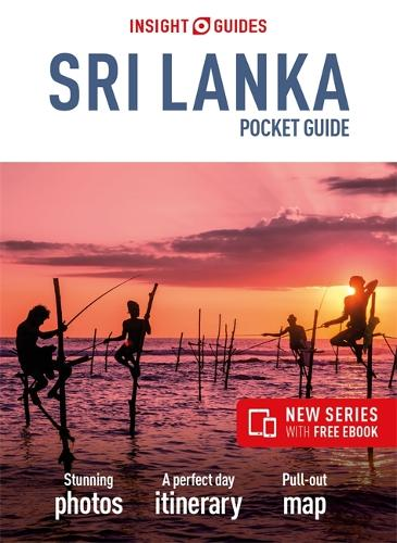 Insight Guides Pocket Sri Lanka (Travel Guide with Free eBook) - Insight Pocket Guides (Paperback)