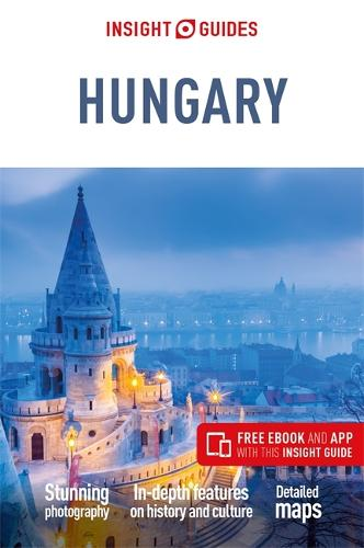Insight Guides Hungary (Travel Guide with Free eBook) - Insight Guides (Paperback)