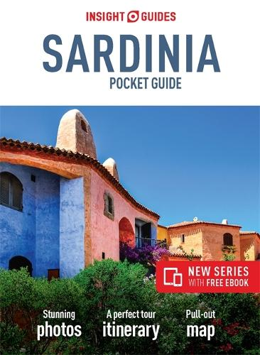 Insight Guides Pocket Sardinia (Travel Guide with Free eBook) - Insight Pocket Guides (Paperback)