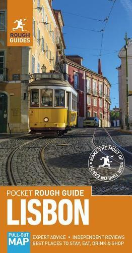 Pocket rough guide lisbon by rough guides | waterstones.