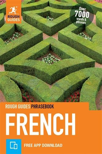 Rough Guide Phrasebook French - Rough Guide Phrasebooks (Paperback)