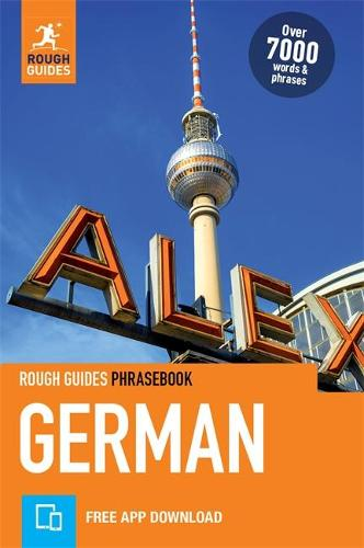 Rough Guide Phrasebook German - Rough Guide Phrasebooks (Paperback)