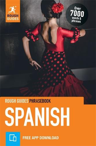 Rough Guide Phrasebook Spanish - Rough Guide Phrasebooks (Paperback)