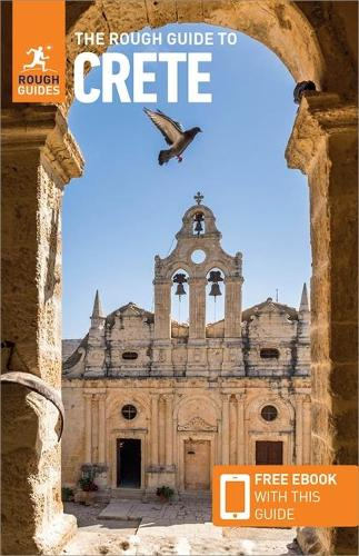 The Rough Guide to Crete (Travel Guide with Free eBook) - Rough Guides (Paperback)