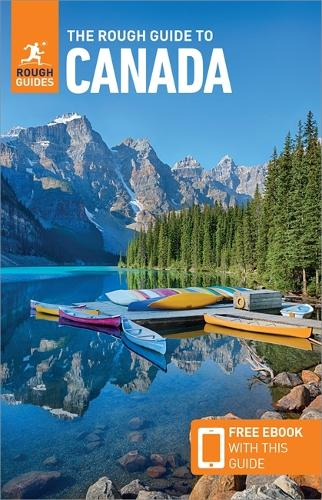 The Rough Guide to Canada (Travel Guide with Free eBook) - Rough Guides (Paperback)