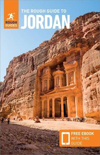 The Rough Guide to Jordan (Travel Guide with Free eBook) - Rough Guide (Paperback)