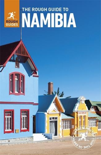 The Rough Guide to Namibia (Travel Guide with Free eBook) - Rough Guides (Paperback)