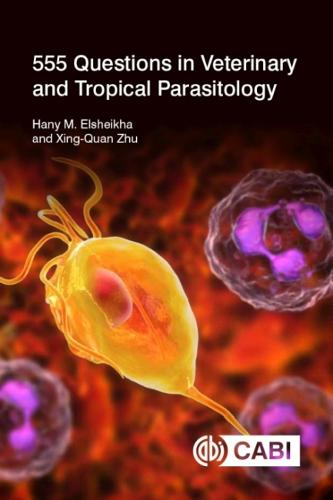 555 Questions in Veterinary and Tropical Parasitology (Paperback)