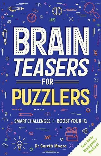 Brain Teasers for Puzzlers (Paperback)