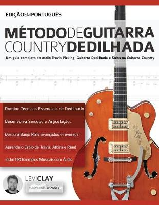 Método de Guitarra Country Dedilhada (Paperback)