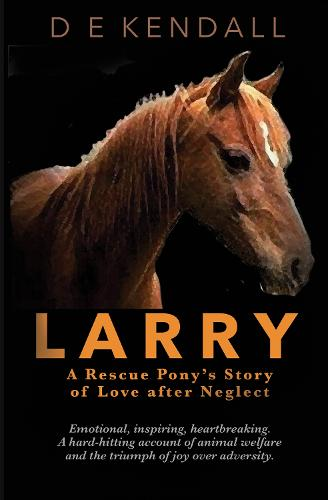 Larry: A Rescue Pony's Story of Love After Neglect - Wordcatcher Real Life Stories and Biographies (Paperback)