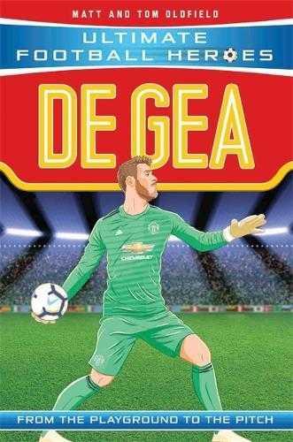 De Gea - Ultimate Football Heroes (Paperback)