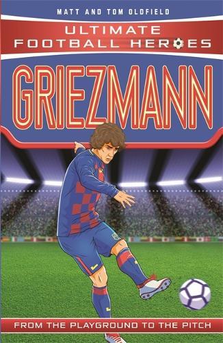 Griezmann - Ultimate Football Heroes (Paperback)