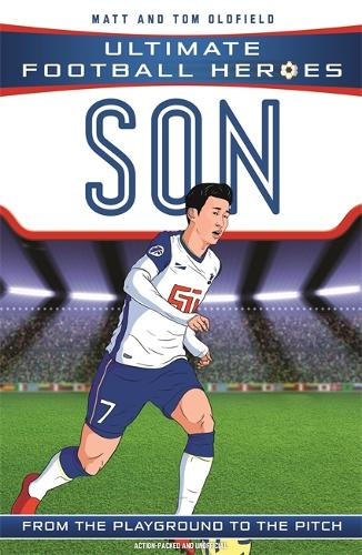 Son Heung-min (Ultimate Football Heroes) - Collect Them All! - Ultimate Football Heroes (Paperback)