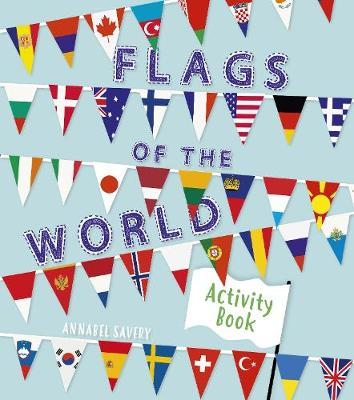 Flags of the World Activity Book (Paperback)